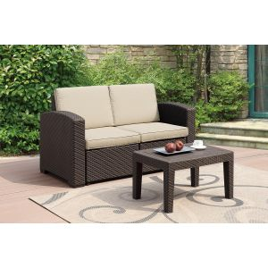 POUNDEX 2-PCS OUTDOOR SOFA SET 139