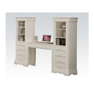 ESTRELLA DESK WITH SHELVES