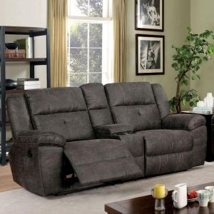 Chichester Dark Gray Loveseat
