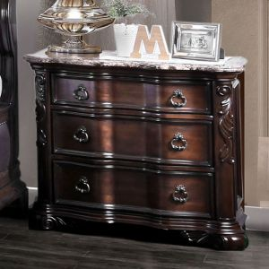 Arcturus Brown Cherry Nighstand