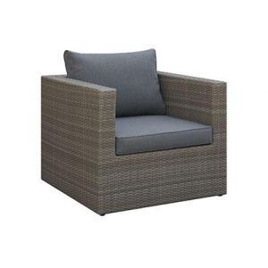 POUNDEX OUTDOOR ARM CHAIR P50147 SECTIONAL