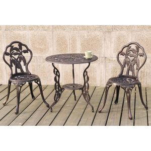 POUNDEX 3-PCS BISTRO SOFA SET P50205