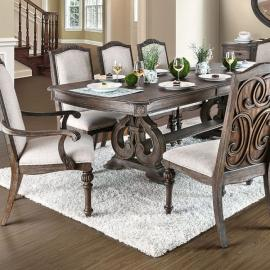 Arcadia Rustic Natural Tone Ivory Table