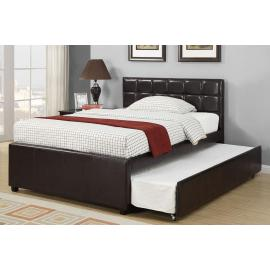 FULL SIZE BED WI/ TRUNDLE F9215F