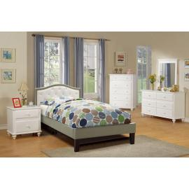 TWIN SIZE BED F9363T